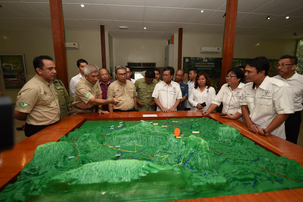 Opening Ceremony Imbak Canyon Studies Centre (ICSC) | Imbak Canyon, Tongod | 26 March 2019